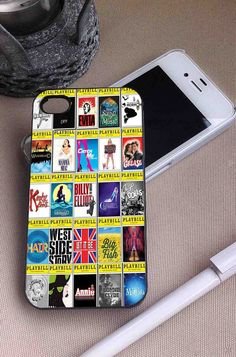 iphone 6 case, iphone 6 plus cases, iphone 5s case, iphone 5c case, iphone 5 case, iphone 4s case, iphone 4 case, samsung s3 case, samsung s4 case, samsung s5 case, Broadway, Playbill Palooza, 5 Seconds of Summer, 5SOS, music