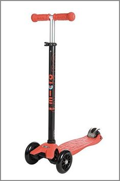 Micro Scooter - one of the best travel gifts for kids!