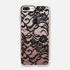 Black Lace - Classic Grip Case