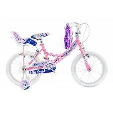 Concept Princess Girls Single Spd Pink/Purple FREE DELIVERY £80   already has stabalisers