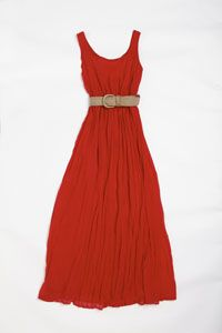I tried this dress on yesterday and it looked so nice, plus they had it in royal blue. imagine a different belt. Its pleated chiffon and would make lovely bridesmaid dress. Truworths