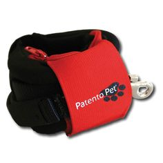Hands-Free Dog Leash by Patento Pet with pocket for house key