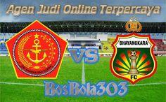 Bosbola303 memberikan bursa taruhan akurat sepak bola dan prediksi skor bola di Prediksi bola TNI vs Bhayangkara Surabaya United. prediksi. prediksi skor