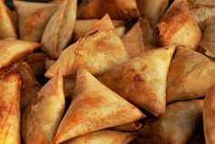 Samosas are originally from the Indian sub continent. There are many samosa (sambusa) recipes that you can use. Vegetarian samosa are an op...