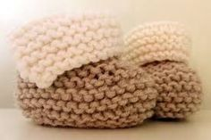 babyschuhe stricken anleitung kostenlos - Google-Suche