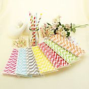 Striped+Paper+Straws(Set+of+25)+–+AUD+$+4.66