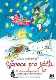 Terezie Radoměřská: Vánoce pro kočku Diagram, Snoopy, Map, Movie Posters, Fictional Characters, Advent, Location Map, Film Poster, Maps
