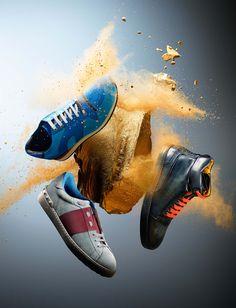Men's Health - Sneaker Pimps Photographer - Sam Hofman - www.zenamayhendrick.com