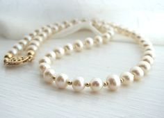 Call me old school but I love pearls...