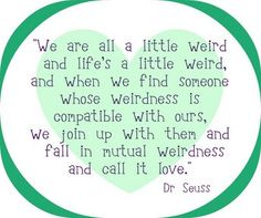 gotta love Dr. Seuss