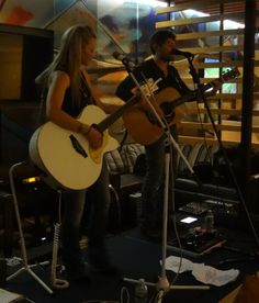 Martin and Kelly put on a great show, covering a lot of country music ground and entertaining the crowd at Chopps in Burlington, MA with their well-matched vocal harmonies.