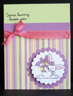 TECC52SH Some Bunny....