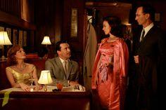 Mad Men ~ Episode Pics ~ Season 2, Episode 5: New Girl #amusementphile