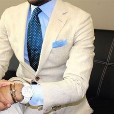 Tailor Made Beige Linen Men Suits Slim Fit Custom Groom Prom Tuxedo 2 Piece Blazer Marriage Costume Homme 2018 Jacket Men Terno Sharp Dressed Man, Well Dressed Men, Mens Fashion Suits, Mens Suits, Men's Fashion, Fashion Styles, Terno Slim, Moda Formal, Mode Costume