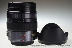 PANASONIC LUMIC G X VARIO 12-35mm f/2.8 POWER O.I.S. ASPHERICAL Excellent+ #Panasonic