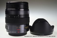 PANASONIC LUMIC G X VARIO 12-35mm f/2.8 POWER O.I.S. ASPHERICAL Excellent+ #Panasonic