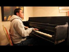 "ONE DIRECTION - Kuha'o Case Blind Piano Prodigy Plays ""KISS YOU"" guys this guys is amazing! Watch his videos! Comment if you at least watched is!"