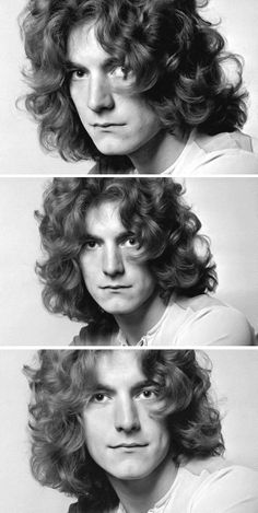 Robert Plant in London in December, 1968.