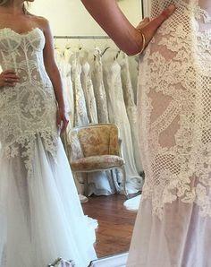 The 67 Most Breathtaking Wedding Dresses on Instagram