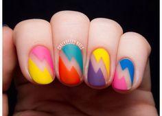 Chalk board nails