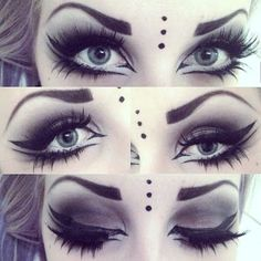 Killer Eye Makeup