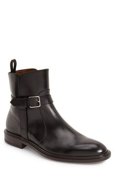 Givenchy 'K Line' Leather Ankle Boot (Men) available at #Nordstrom