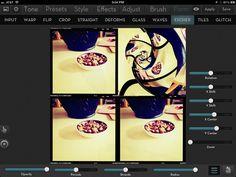 Tutorials for iColorama app