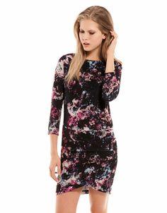 Bershka Georgia - Bershka zipper detail dress