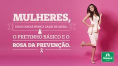 Seja ainda mais vaidosa: faça o autoexame regularmente e cuide de você.  A Unimed Curitiba curte e compartilha o Outubro Rosa!