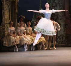 Shiori Kase as Swanilda and Yonah Acosta as Franz. Photograph by Cheryl Angear