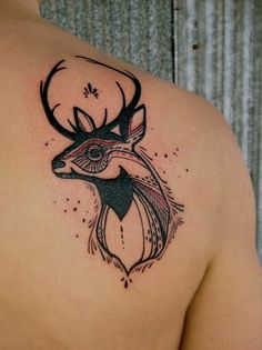 Amazing Animal Tattoos