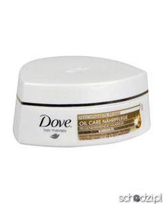 Dove Hair Therapy Nourishing Oil Care Głęboko naw. - Schodzi.pl