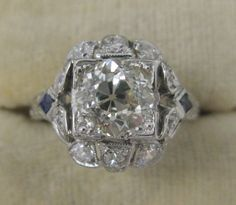 another vintage ring