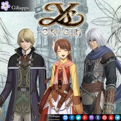 Ys Origin is a Japanese action role-playing game developed and published by Nihon Falcom for Microsoft ...