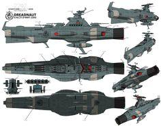 宇宙戦艦ドレッドノート級