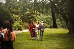 Red Theme for a Decadent Festival Inspired Wedding in the Woods | Photography by http://www.mattparryphotography.co.uk/