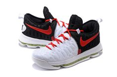 online store 93643 26071 Nike Zoom KD 9 Lmtd EP Mens Basketball Shoes White black red, cheap KD If  you want to look Nike Zoom KD 9 Lmtd EP Mens Basketball Shoes White black  red, ...