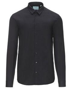 Lækre Minimum langærmet skjorte Minimum Skjorter til Herrer i dejlige materialer