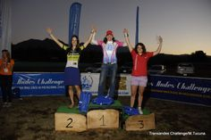 Trans Andes Challenge 2014 Female Solo Rebecca Rusch with Sonya Looney and Florencia Espineira