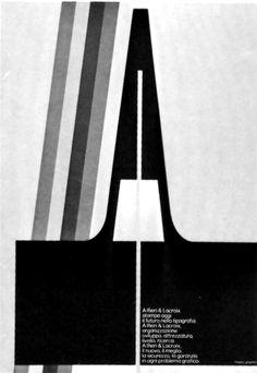 garadinervi - Franco Grignani:Grafica cinetica (pt.1)  (via)
