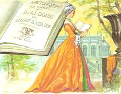 In the 18th century, books of popular science were widely read in England and in Western Europe by both men and women