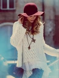 I wish I could pull off a hat like this.