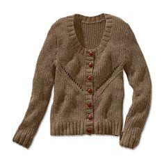 Modell 282/4, Damenjacke aus Bandana Druck von Junghans-Wolle