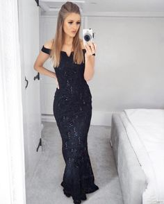Feeling so glam in my stunning @quizclothing full length dress