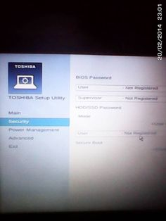 Cara Instal Windows 8 Di Notebook Toshiba NB10
