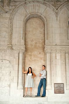 To kick off the weekend how about a tour of Nashville's hot spots, courtesy of Leah and Eric's engagement session? Engagement Pictures, Engagement Shoots, Nashville Things To Do, Parthenon Nashville, Hot Spots, Photoshoot, Proposals, Couple Photos, Happy Friday