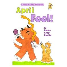 April Fools Stories for Kids [Slideshow]