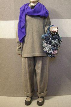 Daniela Gregis, Crochet Tree Bag