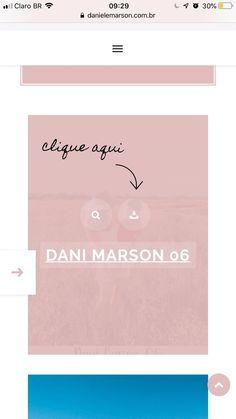 6 Novos Presets Gratuitos   Daniele Marson Lightroom, Instagram, Movie Posters, Apps, Film Poster, Billboard, Film Posters