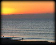 Emerald Isle sunrise #SOBX #CrystalCoast #NC